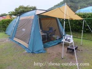 14赤礁崎キャンプ