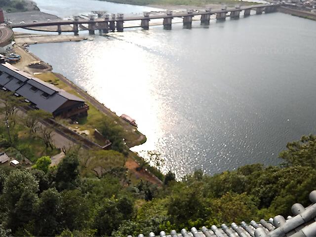 犬山城 現存天守 愛知県 観光 犬山市 景色