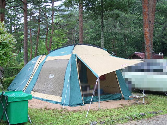 奥飛騨温泉郷 7月 夏キャンプ 飛騨市 2020